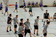 21. Kantonale Hallenkorbball Meisterschaften